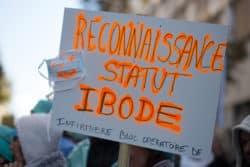 Nouveau report des actes exclusifs : les IBODE expriment leur colère