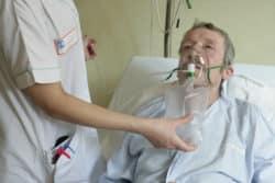Oxygénothérapie : administrer de l'oxygène en ventilation spontanée