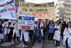 Le collectif Inter-hôpitaux appelle à une nouvelle journée de mobilisation le 14 février