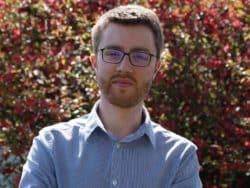 Charles Eury, président de l'ANPDE Association nationale des puéricultrices(teurs) diplômé(e)s et des étudiants