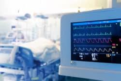 Coronavirus : 400 patients actuellement en réanimation