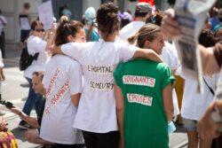 Hôpital : les appels à la grève et à la mobilisation le 30 juin se multiplient
