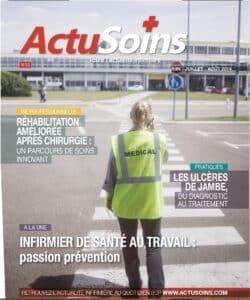Actusoins magazine media pour infirmière infirmier libéral