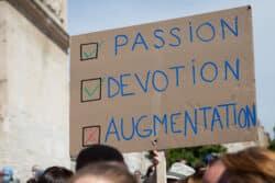 Mobilisation du 30 juin: «Si ça doit changer, c'est maintenant ou jamais»