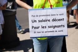 Hôpital : Olivier Véran propose six milliards pour les salaires du personnel non-médical