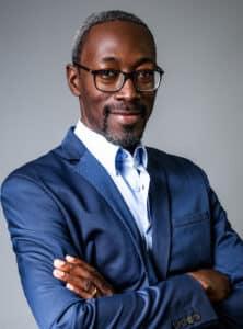 Amah Kouévi, fondateur de l'Institut de l'expérience patient
