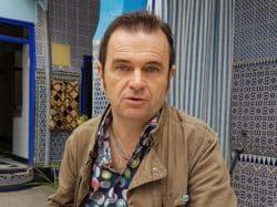 Laurent Locher, infirmier libéral à Dinan (Bretagne)