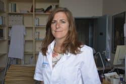 Le Dr Fleur Delva, médecin de santé publique et coordinatrice d'Artémis