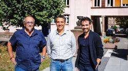 L'équipe du centre psychotrauma Grand-Est, aux Hôpitaux universitaires de Strasbourg