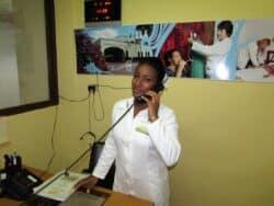 La Pradera est à la fois un centre international de santé employant une centaine d'infirmières et une résidence de dix-sept hectares à l'ouest de la Havane