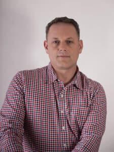 Nicolas Schinkel, infirmier libéral en Franche-Comté, chargé de mission e-Health à la Fédération nationale des infirmiers