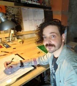 Guillaume Saynes Aide-soignant en Ehpad