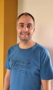 Franck Heddebaux, infirmier libéral souhaite s'investir dans l'accompagnement des téléconsultations médicales