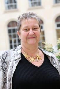 Pascale Dielenseger, présidente de l'AFIC