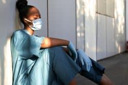 Deuxième vague : des soignants moins nombreux et déjà éprouvés