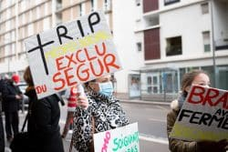 A Marseille, les soignants du médico-social veulent obtenir la même augmentation que leurs collègues des établissements de santé