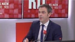 Olivier Véran était l'invité de la radio RTL ce matin