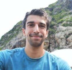 Yannis Bougonna, président de l'ANEIA