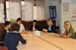 A l'hôpital St-Joseph à Marseille, les patients diabétiques bénéficient d'ateliers d'éducation thérapeutique autour d'un jeu créé par l'équipe, Mo2Diabète