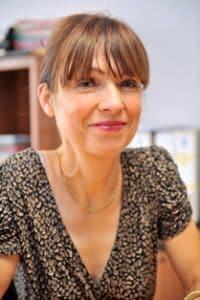 Véronique Bacle, présidente du RIEEST