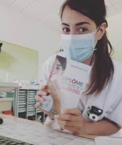 Raphaëlle Jean-Louis, infirmière, auteure et réalisatrice, dénonce depuis plus de 3 ans les maltraitances subies par les étudiants en soins infirmiers pendant leurs stages