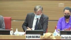 Cyrille Isaac-Sibille, député en charge de la mission parlementaire intitulée Organisation des professions de santé : quelle vision dans dix ans et comment y parvenir ?