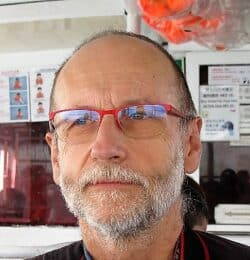 Bruno Garrigue, Cadre infirmier anesthésiste au Samu 91