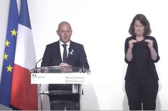 Crise sanitaire: qui fait quoi en France?